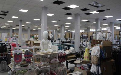 Impianto elettrico e impianti speciali per negozio in Valle di Susa