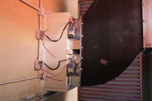 impianto elettrico per negozio