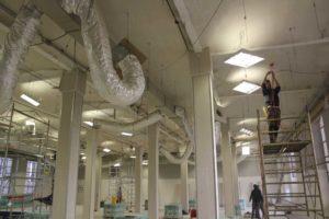 impianto illuminazione fazzari
