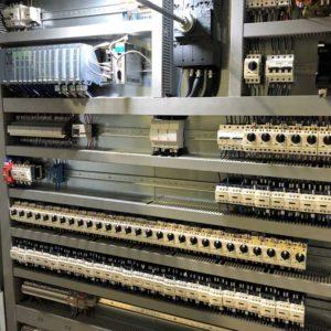 cablaggio industriale - Fazzari Impianti elettrici