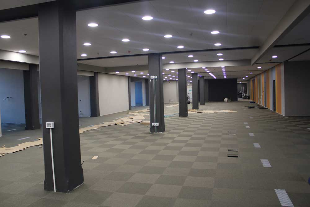 illuminazione ufficio di Torino
