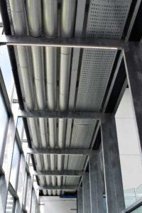 impianti speciali per stabilimento industriale