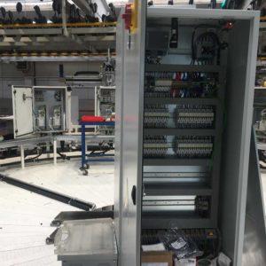 impianto elettrico azienda - Fazzari Susa