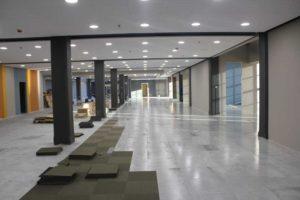 impianto illuminazione uffici torino