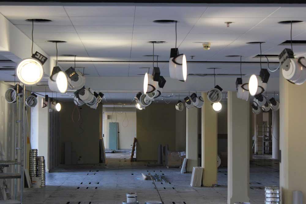 impianto illuminazione