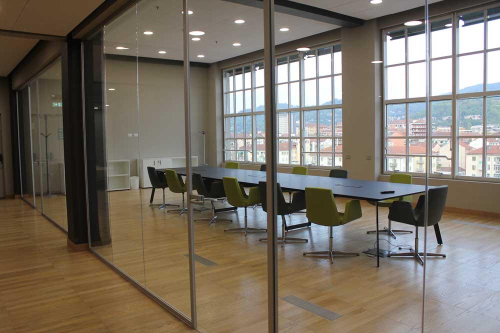 sala riunioni - Torino