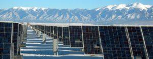 Pannelli solari Valle di susa - Fazzari