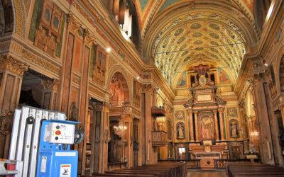 Illuminazione Chiesa Torino Centro