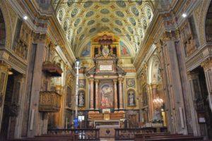 lavoro illuminazione chiesa