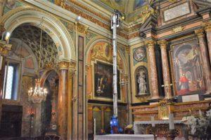 illuminazione chiesa Torino